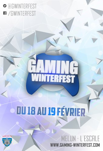 Poster Gaming Winterfest