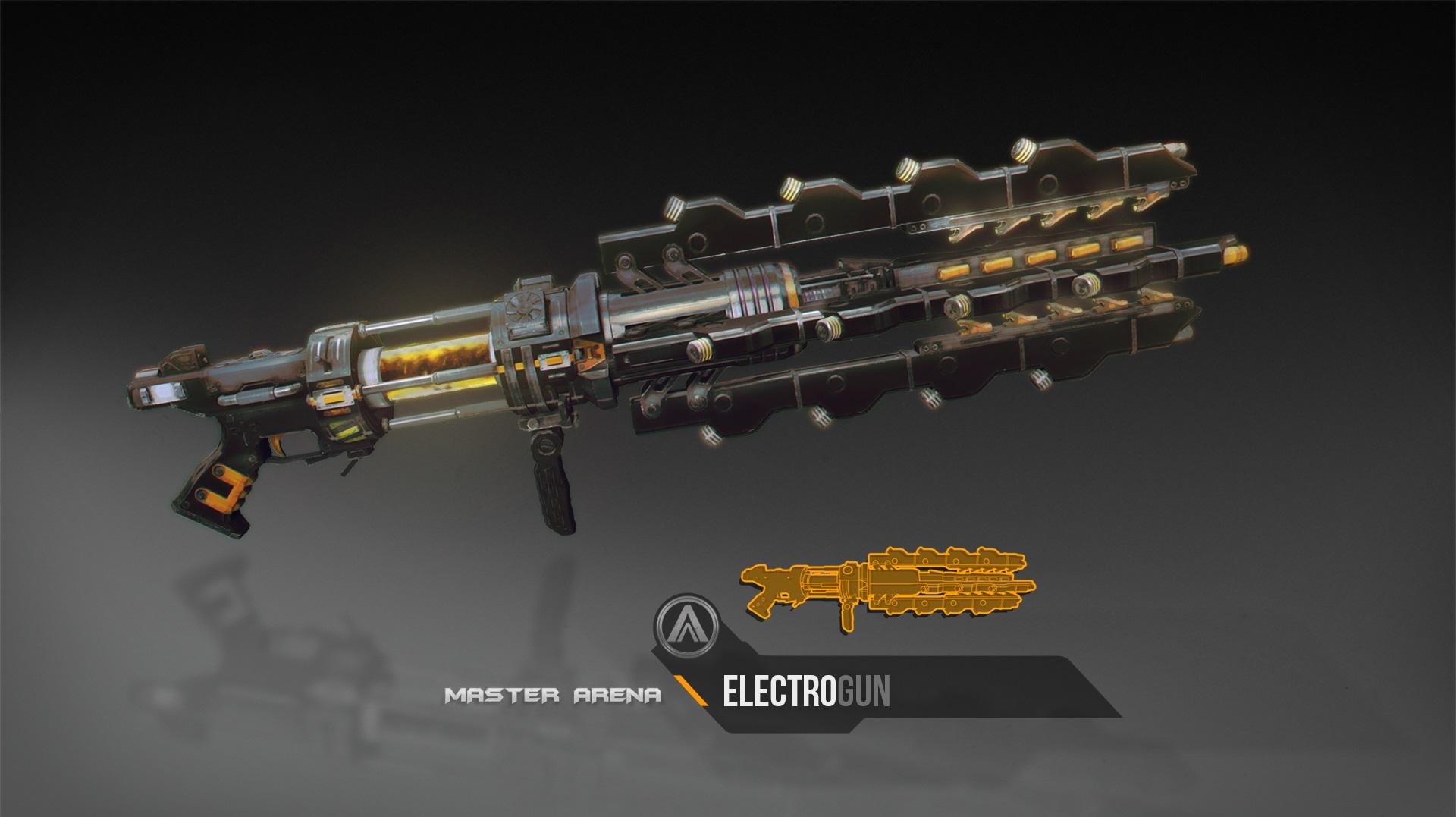 Electrogun
