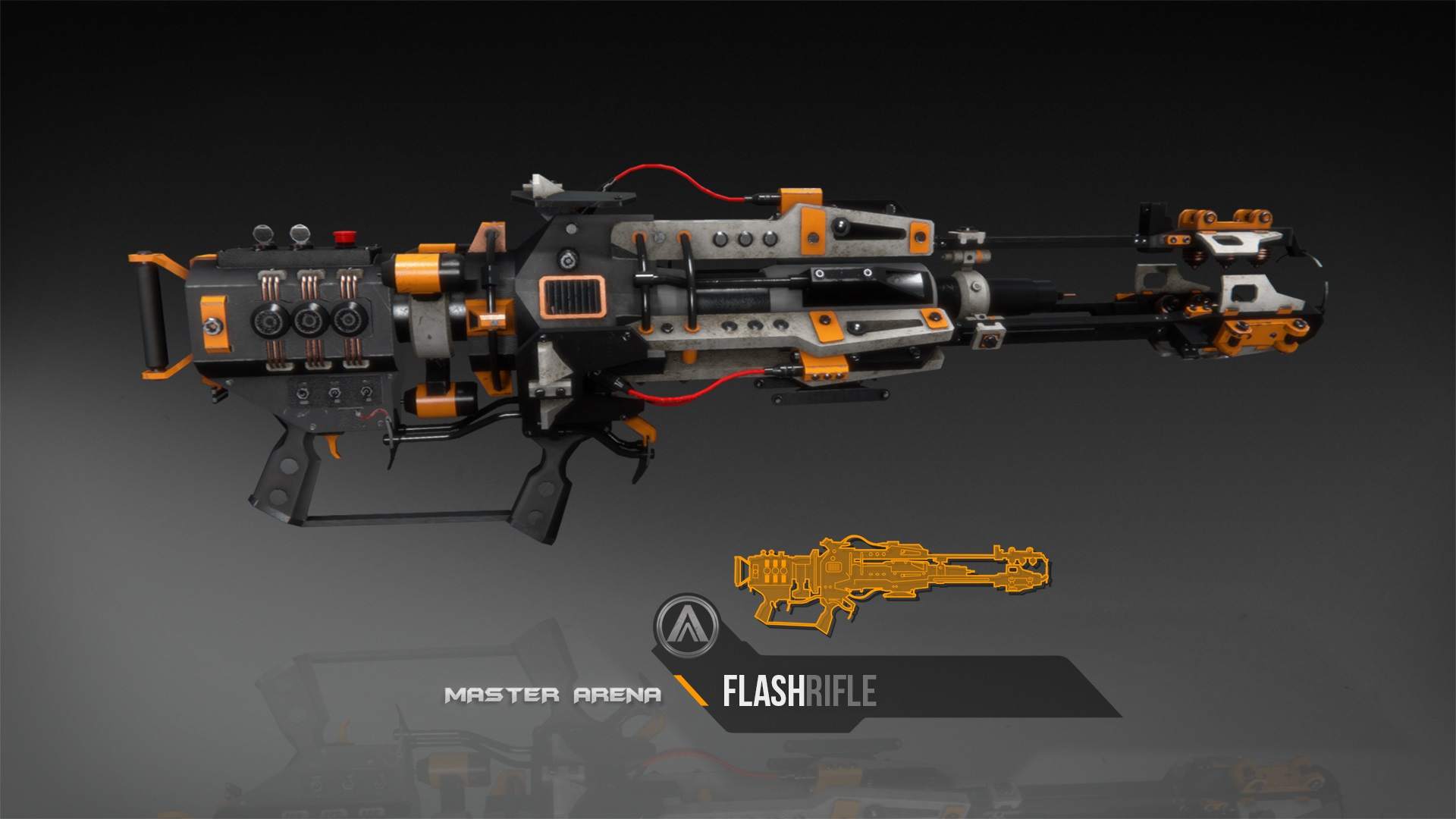 Flashrifle